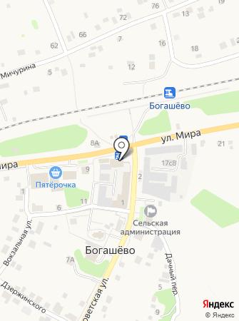 ДИОНИК на карте