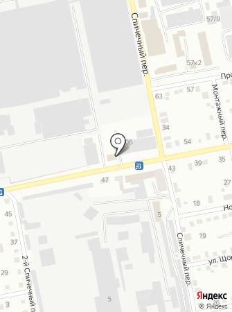 Алтай-ПИЛА Сервис на карте