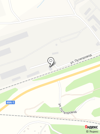 Угольсервис на карте