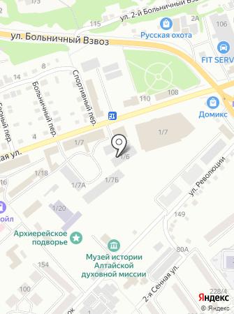 Гранд-Мебель на карте