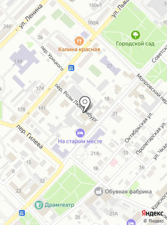 Фаворит-Строй на карте