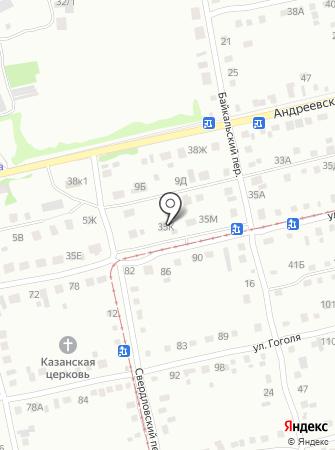 А-Групп на карте