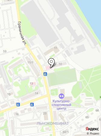 Де визио-Алтай на карте