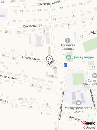 Фельдшерско-акушерский пункт на карте