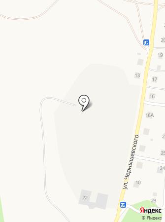 Служба грузоперевозок на карте
