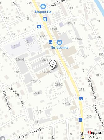 Шатура на карте