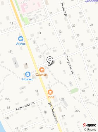 Стоматологический салон на карте