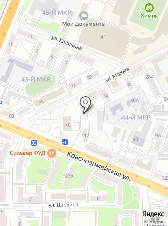 А-прайм на карте