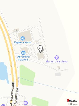 HONDA на карте