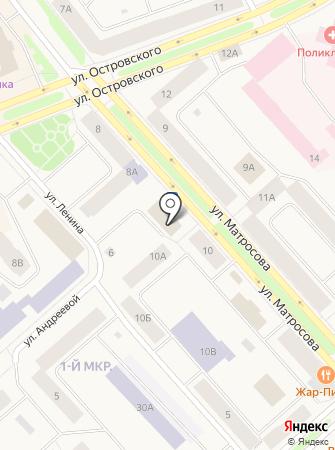 Таймырский Дом народного творчества на карте
