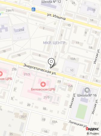 Мультипроцессинг КИТ на карте