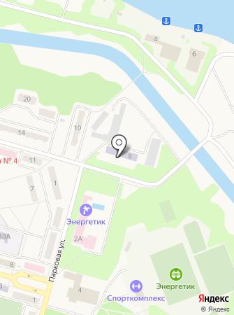 Областной спортивный стрелковый клуб ДОСААФ на карте