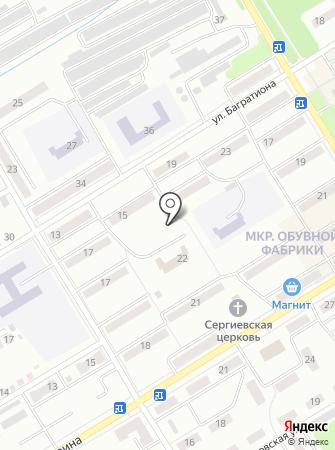 Справочная служба на карте