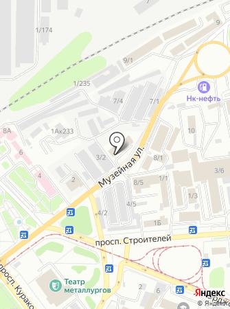 АБСБУХУЧЕТ на карте
