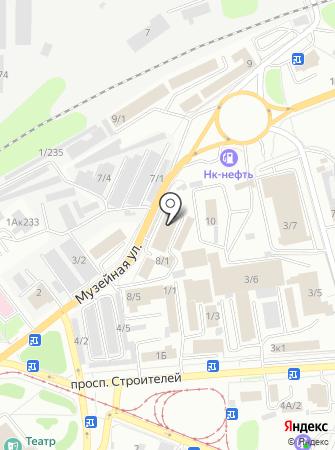 Центр корпоративной медицины на карте