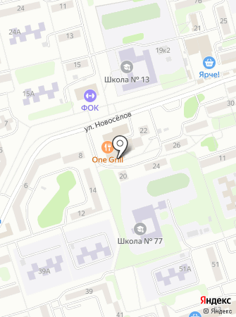 Квартир@. ру на карте