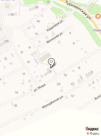 КМПК на карте