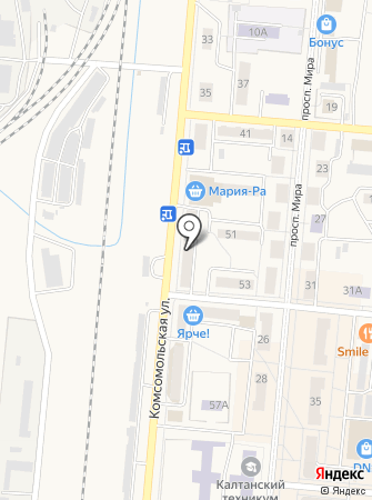 Гарбузова Л.В. на карте