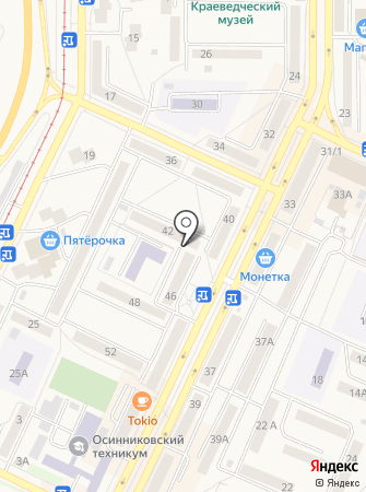 Центр Метрологии на карте