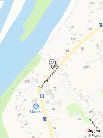 Майнинг Юнион на карте