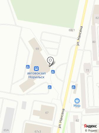 Суши бум на карте