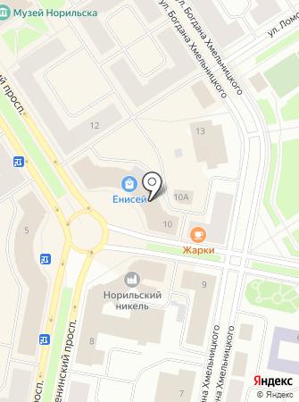 ГАЛЕРЕЯ МЕХА на карте