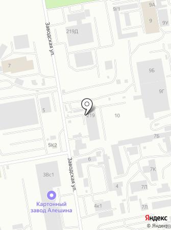А1-ТрансКомплект на карте