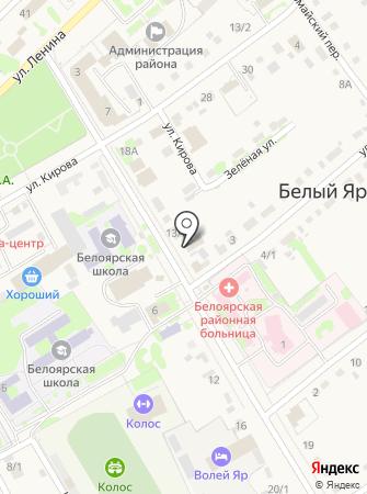 Алтайский районный суд Республики Хакасия на карте