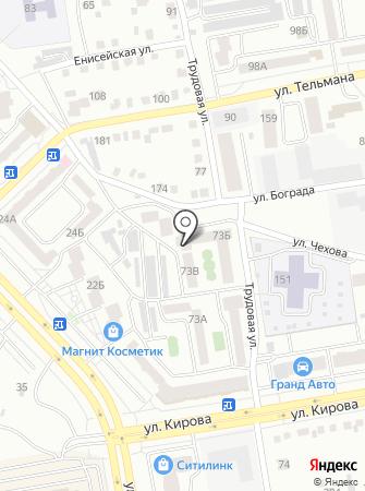 СибПромРесурс на карте