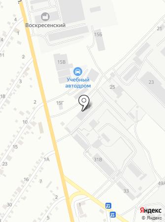 Енисей Трак Сервис, ООО, авторизованная техстанция грузовых автомобилей Volvo на карте