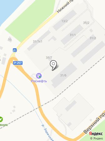 Русь-ДЕЛА-Плюс на карте