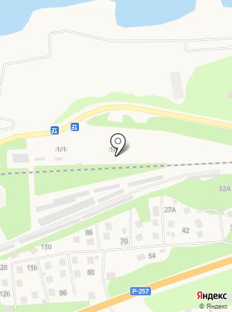 Мицар на карте