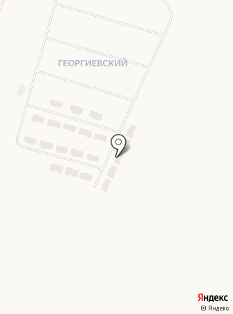 Георгиевский квартал на карте