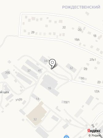Фабрика идей на карте