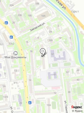 Трикотажоптторг на карте