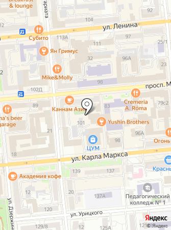 Мода.ru на карте