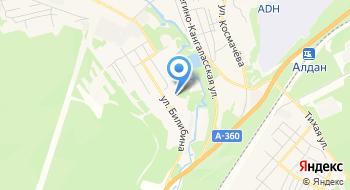 Алданский Медицинский колледж на карте