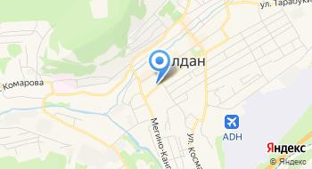 Адвокат Плотникова Оксана Жоржевна на карте