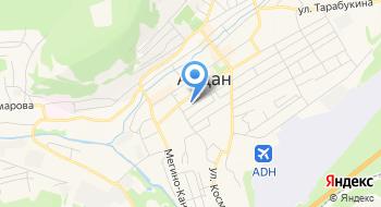 Алданинвестеп МУП на карте