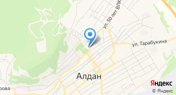 Бизнес-инкубатор Алданского района на карте