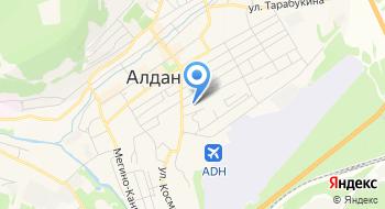 Алмазэргиэнбанк, банкомат на карте