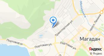 Областное предприятие Магаданфармация ГУП на карте