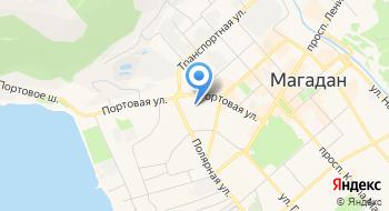 Отделение Магадантеплосбыт на карте