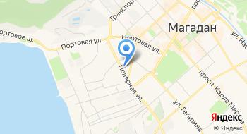 Усть-Магаданский Торговый Рыбкооператив Кристалл на карте