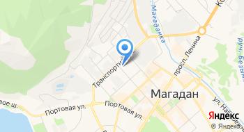 Магаданский Промышленный Техникум на карте