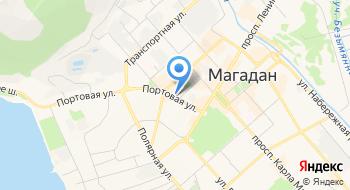 Проектное Дорожное предприятие №245 на карте