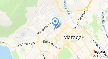 Прокуратура Магаданской области на карте