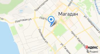 Усть-Магаданский Рыболовецкий Кооператив на карте