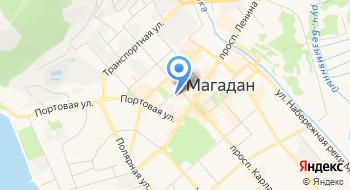 Магаданская Областная Детская библиотека на карте