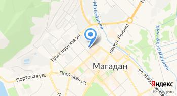 Магаданский региональный центр охраны труда на карте